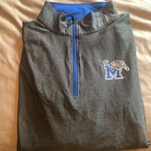 Memphis Tigers women's pullover 🐯🧡💙